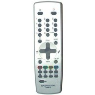 Telecomanda TV, Daewoo, DTH-29U3K , DTH29U3K