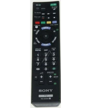 Telecomanda LED , SONY, SMART, KDL-42W650, REMOTE CONTROL, RM-ED053 = RM-ED061 , ORIGINAL,