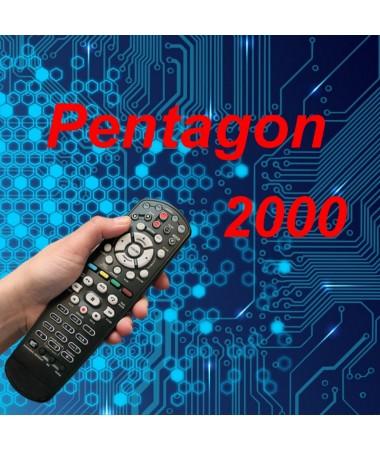 Telecomanda , A33EKC02 ,BLUESKY ,TV RCT,EK04-002 ,REMOTE CONTROL ,EK04002