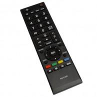 Telecomanda compatibila, LCD, TV, Toshiba RM-L890