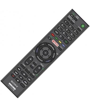 SONY, INLOCUITOR, TELECOMANDA, RMT-TX100D , TV LED, KDL-43W808C , KDL-50W755C , KDL-50W807C, ASPECT ORIGINAL, NETFLIX,