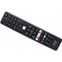 Telecomanda LCD, LED, ORIGINAL, RC48122, TOSHIBA, CT-8069, CT8069, NETFLIX, YOUTUBE,