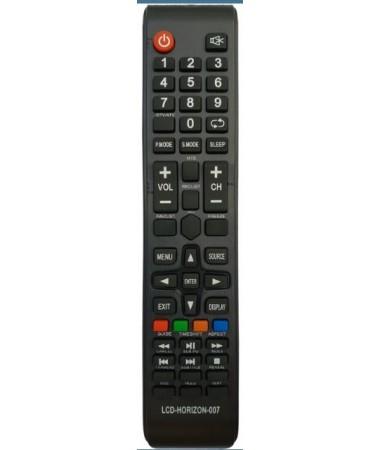 Telecomanda , LCD, LED, HORIZON, 007, 24HL5309F, Aspect Original, ZANUSSI, STARLIGHT,