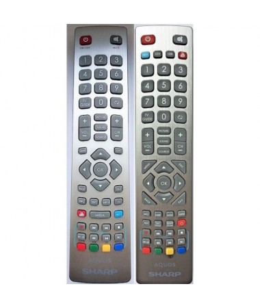 Telecomandă originală SHARP RF (RADIO)  SHW/RMC/0003N  &  SHW/RMC/0102N
