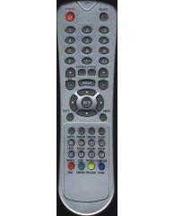 Telecomanda TV LCD COMBI  , RC1983 , Zander , LCD+DVD 1983
