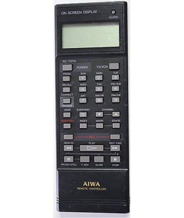 Telecomanda Aiwa RC-T97N VIDEO