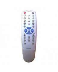 Telecomanda TV CRT , Kontrast , 21KO1, 21KO-1,  PLATINIUM cu TDA9351PS/N2/3I1426