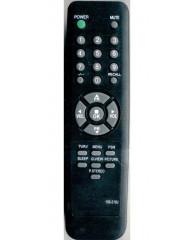 Telecomanda TV CRT , 105-210J , GOLDSTAR , 105210J, 105-209, INLOCUITOR CU ASPECT ORIGINAL