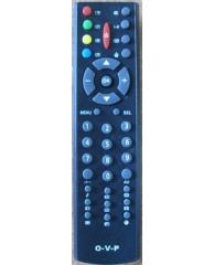 Telecomanda TV CRT , OVP , RC5840, OPV, CTV2166A,