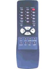Telecomanda TV CRT , TZ1573 , CHINA TV ,  TZ-1573