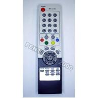 Telecomanda TV CRT , RCL05 , Tauras ,  Cartel , RC-L-05